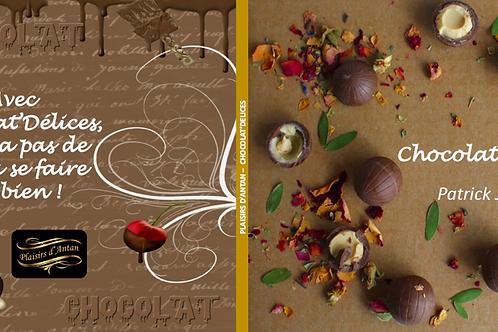 Livre Photos Chocolat'Délices & gourmandises