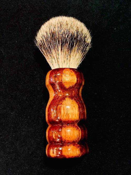 Zebrawood Shave Brush