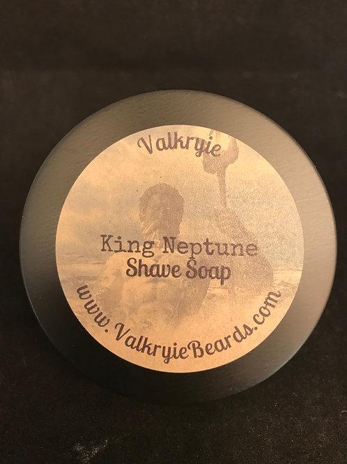King Neptune Shave Soap
