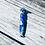 Thumbnail: Ocean Blue and Green Wood DE Safety Razor