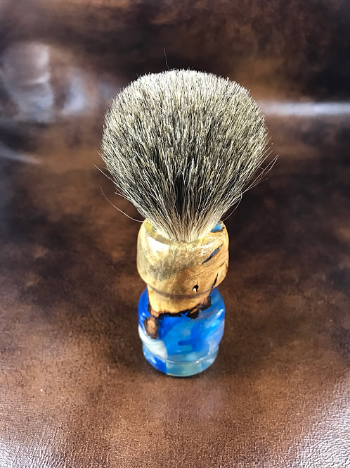 Fiji Shave Brush with 20mm Super Badger knot