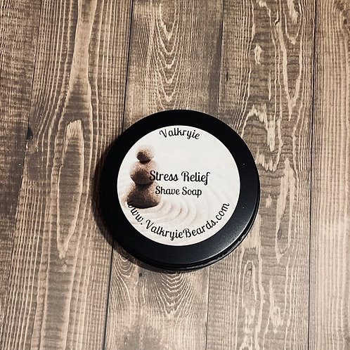 Stress Relief Shave Soap