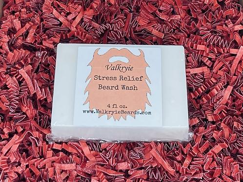 Stress Relief Beard Wash Bar