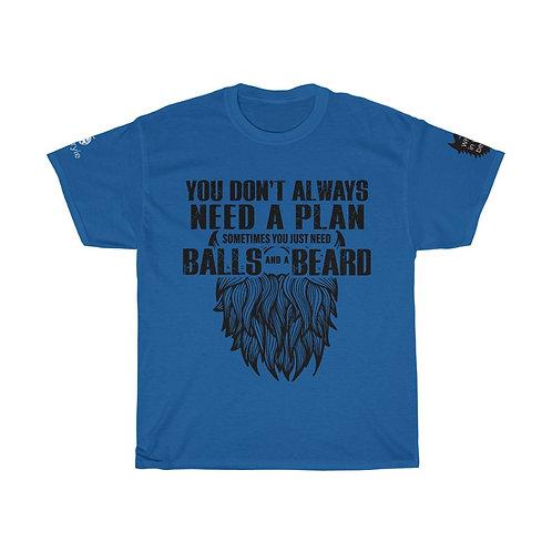 Balls and a Beard T-shirt