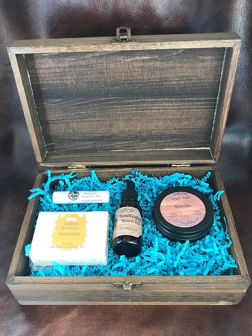 Reveille Ultimate Beard Grooming Gift Set