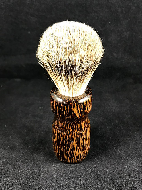 Black Palm Shave Brush