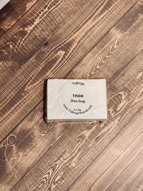 Thor Shea Butter Soap
