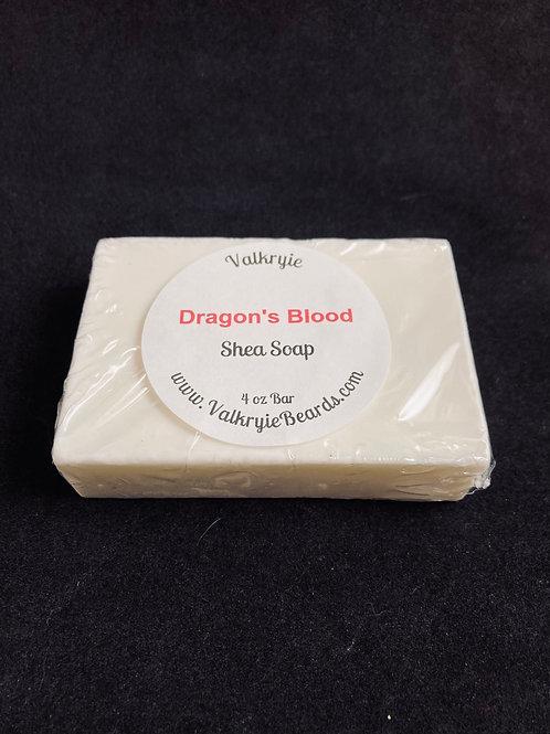 Dragon's Blood Shea Butter Soap