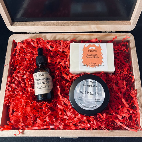 Valhalla Beard Care Kit