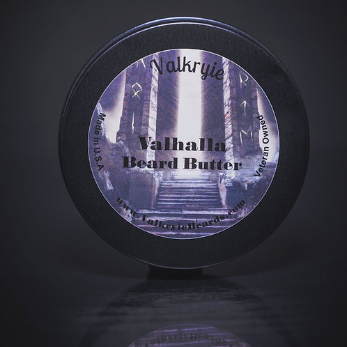 Valhalla Beard Butter