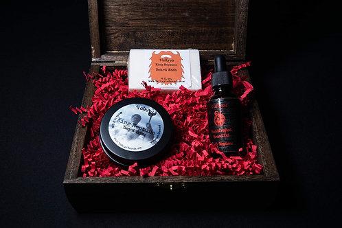 King Neptune Beard Care Kit