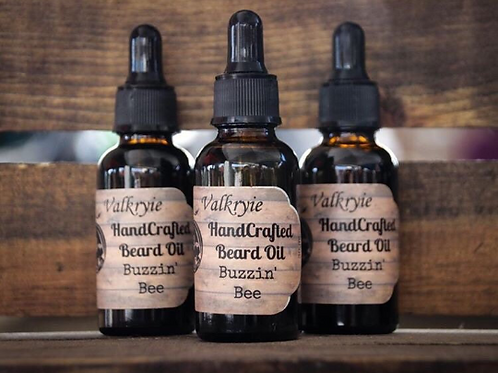 Buzzin Bee Beard Oil