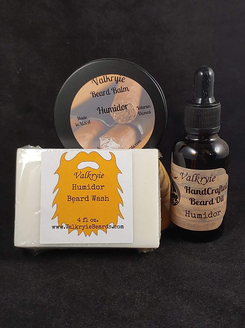 Humidor Ultimate Beard Care Set