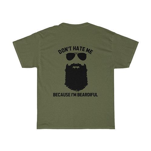Don't Hate Me Because I'm Beardedful