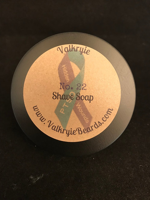 No. 22  Shave Soap