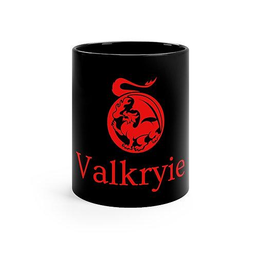 Black Valkryie mug