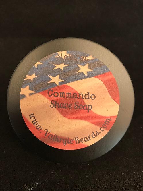 Commando Shave Soap