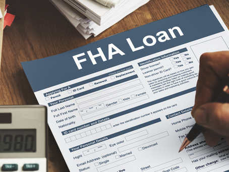 FHA Mortgages - Federal Housing Administration