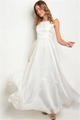 S15-1-4-D72477 IVORY DRESS