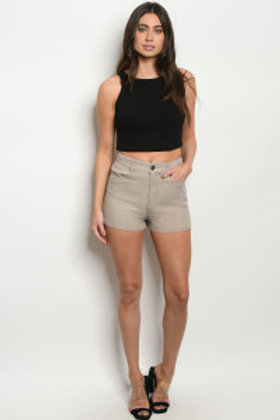 S13-11-3-S74449 TAUPE SHORT