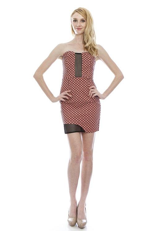 VOKD 1608 Short dress