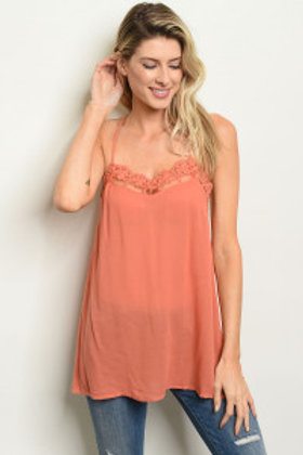 S25-7-6-T11234 APRICOT TOP