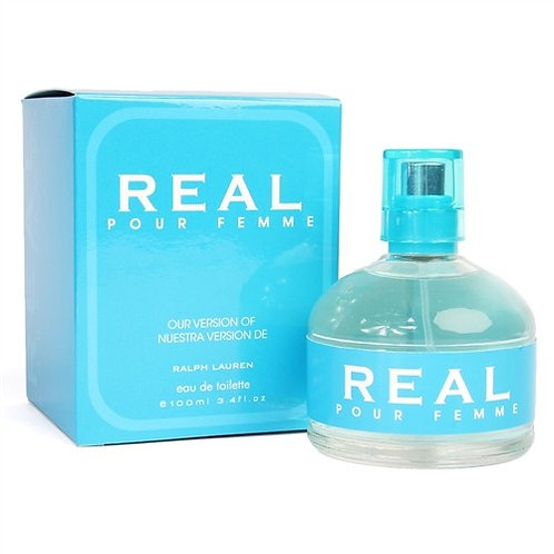 REAL 3.4 SP FRAGRANCE FOR WOMEN