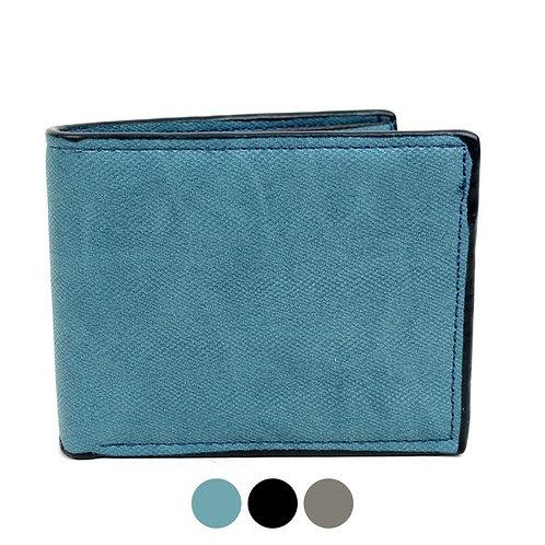 Bi-Fold Leather Men's Wallet MLW5192