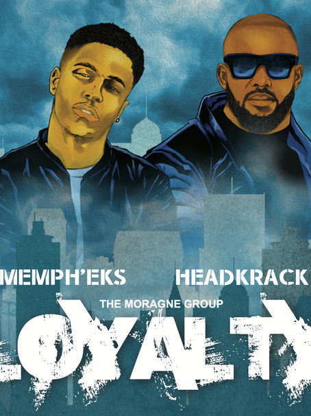 Listen to Memph'Eks new single