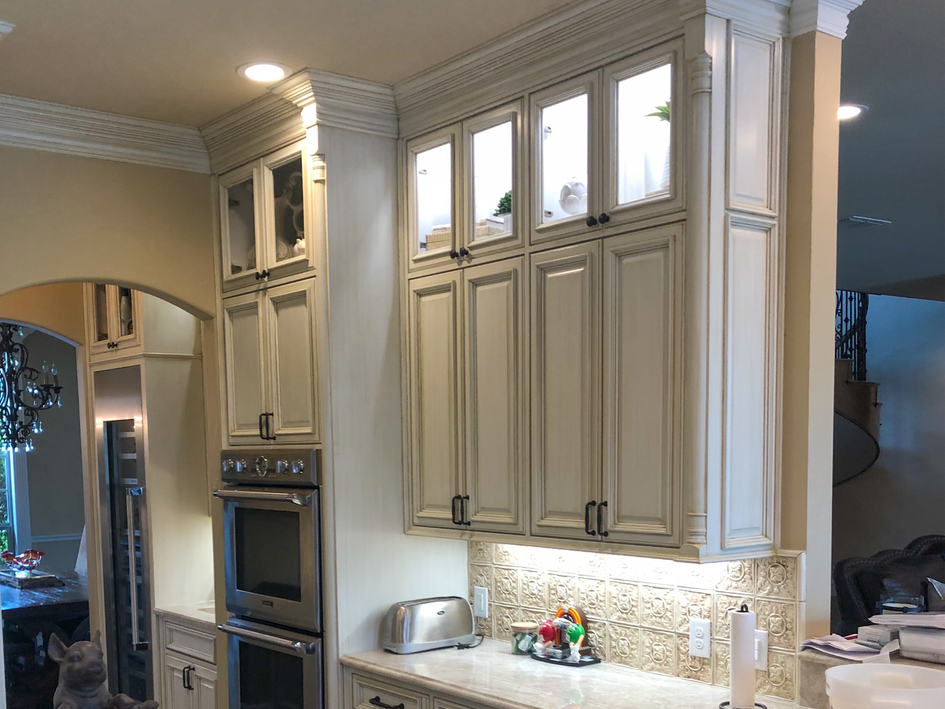 Custom Cabinetry & Finish