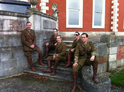 "The Pals on ""Parade's End"""