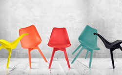 """chaises """"full color"""""""