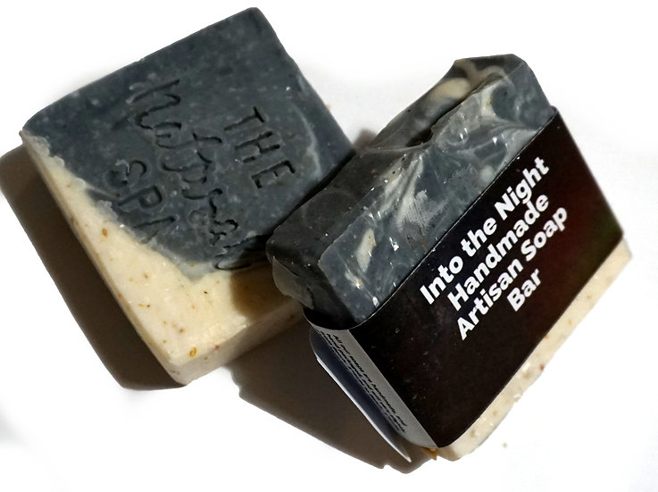 The Natural Spa Into the Night Soap Bar