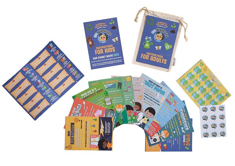 Eco Warriors Cards