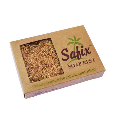 Safix Coconut Fibre Soap Rest