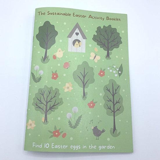 Children's Easter Activity Book
