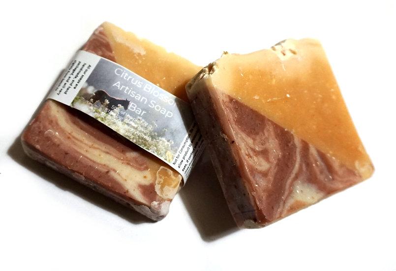 The Natural Spa Citrus Blossom Soap Bar