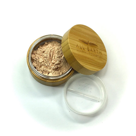 All Earth Mineral Finishing Powder