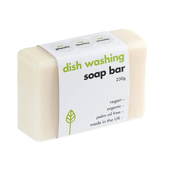 EcoLiving Washing-Up Soap Bar