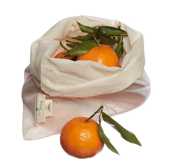 Organic Fruit & Veg Lightweight Bag