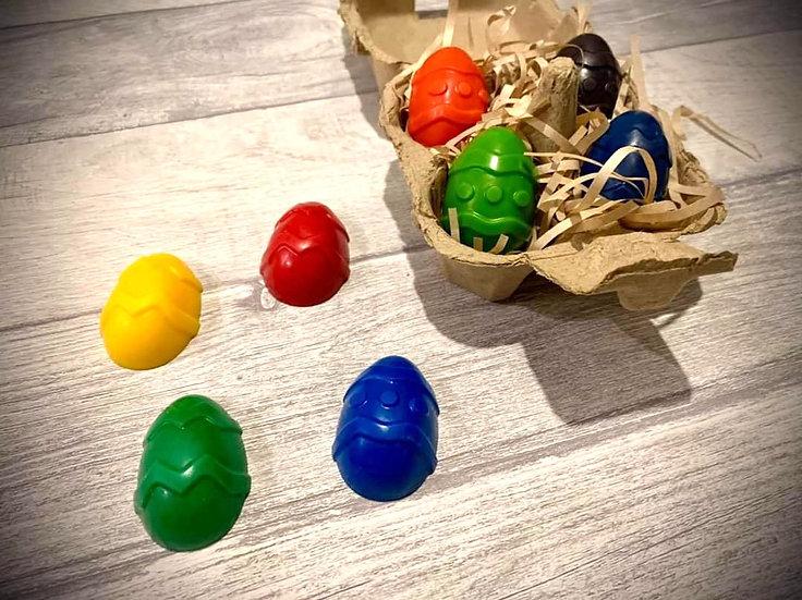 Natural Wax Crayons - Easter Egg Gift Set