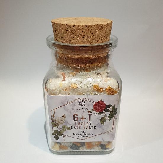 G&T Luxury Bath Salts