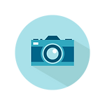 Bouton d'accès photos réalisations
