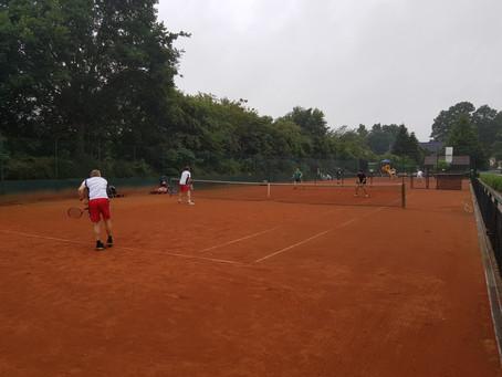 Tennis Hobbyliga 3. Spieltag