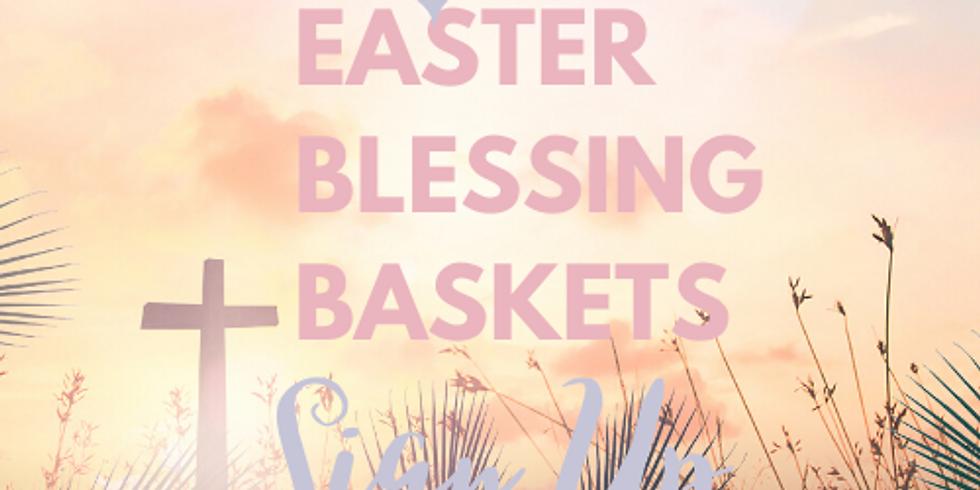 Easter Blessing Basket Sign Up