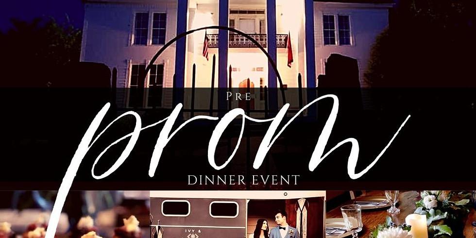 MC Pre-Prom Dinner Event 2020!