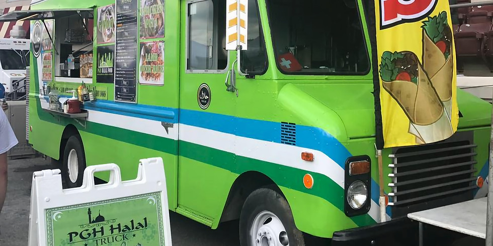 Pgh Halal Food Truck