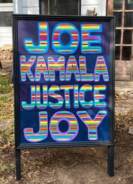 Justice Joy