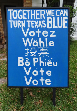 Turn Texas Blue