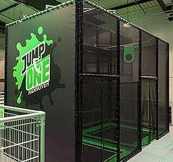 Trampoline Cage Ball